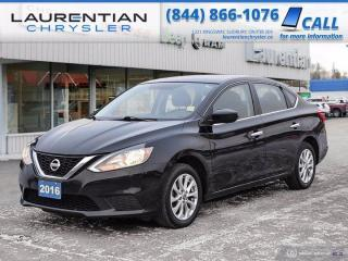Used 2016 Nissan Sentra SV!!  HEATED SEATS!! BACKUP CAM!! for sale in Sudbury, ON