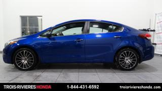 Used 2017 Kia Forte EX + MAGS + CAMERA + BLUETOOTH + WOW !! for sale in Trois-Rivières, QC