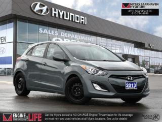 Used 2013 Hyundai Elantra GT GLS  -  Cruise Control - $99 B/W for sale in Nepean, ON