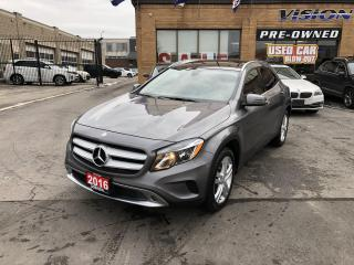 Used 2016 Mercedes-Benz GLA 4MATIC 4dr GLA 250-NAVI-BACK UP CAMERA for sale in North York, ON