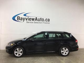 Used 2019 Volkswagen Golf Sportwagen 1.8 TSI Comfortline - AWD! REVERSE CAM! ALLOYS! + MORE! for sale in Belleville, ON