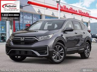 New 2021 Honda CR-V for sale in Sudbury, ON