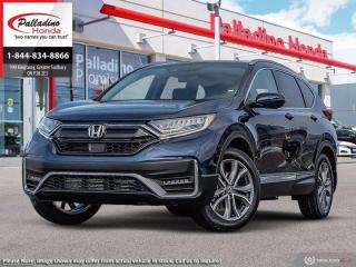 New 2021 Honda CR-V TOUR for sale in Sudbury, ON