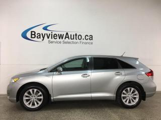 Used 2016 Toyota Venza - AWD! REVERSE CAM! ALLOYS! + MORE! for sale in Belleville, ON