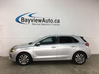 Used 2018 Hyundai Elantra GT GL - AUTO! ALLOYS! HTD SEATS! + MORE! for sale in Belleville, ON