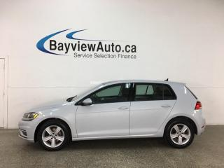 Used 2019 Volkswagen Golf 1.4 TSI Highline - AUTO! SUNROOF! HTD LEATHER! FULL PWR GROUP! + MORE! for sale in Belleville, ON