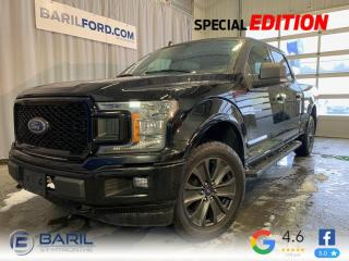 Used 2018 Ford F-150 XLT cabine SuperCrew 4RM caisse de 6,5 p for sale in St-Hyacinthe, QC