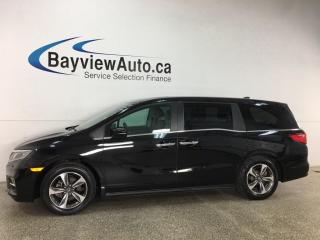 Used 2019 Honda Odyssey EX-L - NAV! 8PASS! LEATHER! SUNROOF! for sale in Belleville, ON