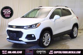 Used 2020 Chevrolet Trax Premier AWD **New Arrival** for sale in Regina, SK