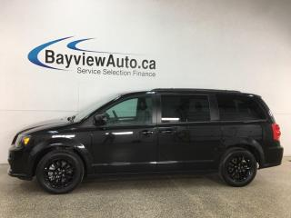 Used 2020 Dodge Grand Caravan GT- for sale in Belleville, ON
