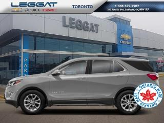 New 2021 Chevrolet Equinox LT  - Sunroof - Heated Seats for sale in Etobicoke, ON