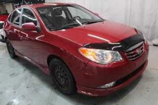 Used 2010 Hyundai Elantra GL 4 portes automatique std avec sport for sale in St-Constant, QC