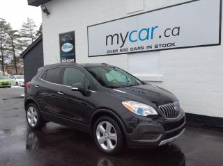 Used 2016 Buick Encore HALF LEATHER, PWR SEAT, BACKUP CAM, ALLOYS!! for sale in Richmond, ON