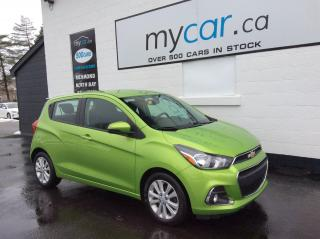 Used 2016 Chevrolet Spark 1LT CVT ALLOYS, BACKUP CAM, SUPER LOW KM!! for sale in Richmond, ON