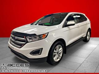 Used 2016 Ford Edge AWD SEL for sale in Rouyn-Noranda, QC