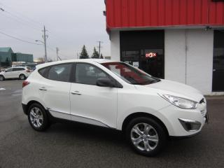Used 2012 Hyundai Tucson L $8,995+HST+LIC FEE / CERTIFIED / GREAT ON GAS for sale in North York, ON