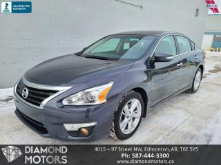 Used 2013 Nissan Altima 2.5 SL (FREE WINTER TIRES) for sale in Edmonton, AB
