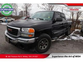 Used 2005 GMC Sierra 1500 for sale in Whitby, ON