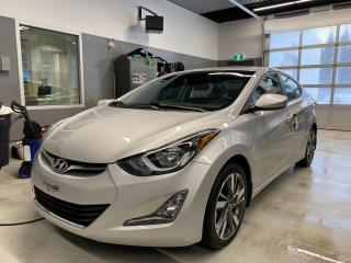 Used 2016 Hyundai Elantra GLS **TOIT OUVRANT** for sale in Val-d'Or, QC