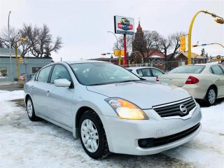 Used 2009 Nissan Altima 2.5 S for sale in Regina, SK