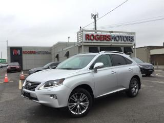 Used 2013 Lexus RX 350 AWD - NAVI - SUNROOF - REVERSE CAM for sale in Oakville, ON