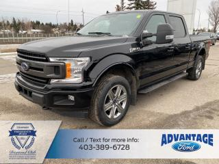 Used 2018 Ford F-150 XLT Max Trailer Tow Package for sale in Calgary, AB
