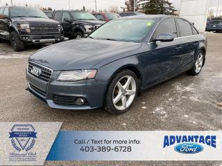 Used 2011 Audi A4 2.0T Premium Plus for sale in Calgary, AB