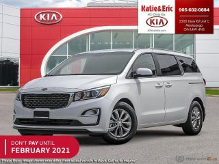New 2021 Kia Sedona LX+ for sale in Mississauga, ON