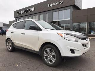 Used 2013 Hyundai Tucson GL for sale in Charlottetown, PE
