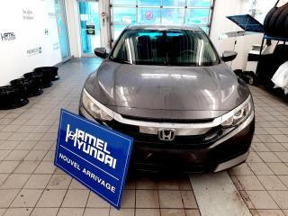 Used 2016 Honda Civic LX 4 portes CVT for sale in St-Eustache, QC