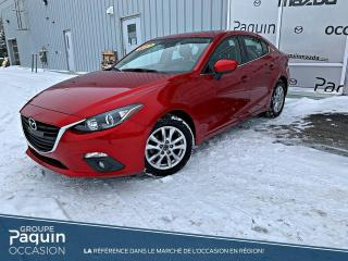 Used 2014 Mazda MAZDA3 GS-SKY À VOIR! for sale in Rouyn-Noranda, QC