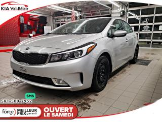 Used 2018 Kia Forte *LX+*CAMÉRA*CRUISE*BLUETOOTH* for sale in Québec, QC