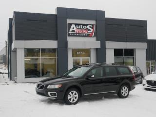 Used 2009 Volvo XC70 3.2 AWD + TOIT + BLUETOOTH + INSPECTÉ for sale in Sherbrooke, QC