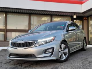 Used 2014 Kia Optima Hybrid EX Sunroof | Heated Seats and Steering | Backup Camera for sale in Waterloo, ON