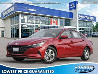 New 2021 Hyundai Elantra ESSENTIAL AUTO for sale in Port Hope, ON
