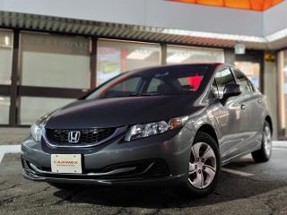 Used 2013 Honda Civic LX No Accidents for sale in Waterloo, ON