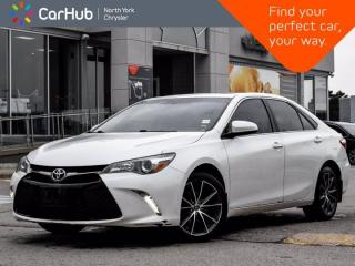 Used 2015 Toyota Camry XSE Sunroof Navigation Backup Camera Blind Spot Heated Front Seats for sale in Thornhill, ON