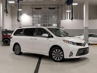 Used 2020 Toyota Sienna Limited AWD for sale in New Westminster, BC