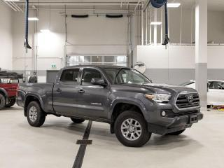 Used 2018 Toyota Tacoma 4x4 Double Cab V6 Auto SR5 for sale in New Westminster, BC