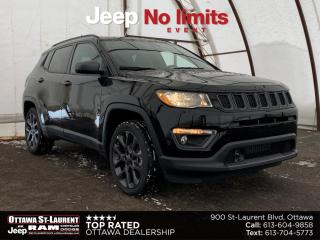 New 2021 Jeep Compass North 80TH ANNIVERSARY EDITION 4x4 for sale in Ottawa, ON