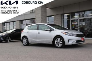 Used 2017 Kia Forte EX HEATED SEATS | REVERSE CAMERA | BLUETOOTH for sale in Cobourg, ON