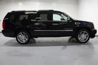 Used 2014 Cadillac Escalade ESV WE APPROVE ALL CREDIT for sale in Mississauga, ON