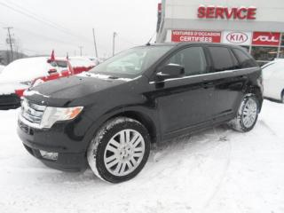 Used 2010 Ford Edge Limited 4 portes, traction intégrale for sale in Val-David, QC