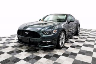 Used 2016 Ford Mustang EcoBoost Premium Leather Cam Sync 3 Heated/Cooled Seats for sale in New Westminster, BC