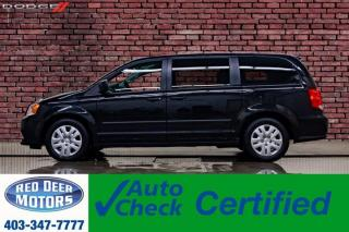 Used 2017 Dodge Grand Caravan CANADA VALUE PACKAGE for sale in Red Deer, AB