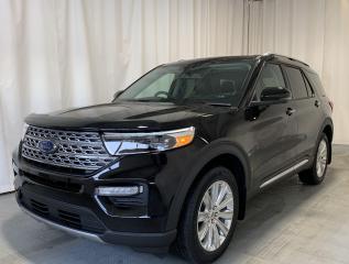 New 2021 Ford Explorer LIMITED for sale in Regina, SK
