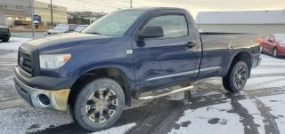 Used 2008 Toyota Tundra DLX for sale in Mount Pearl, NL