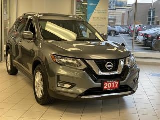 Used 2017 Nissan Rogue SV AWD CVT for sale in Burnaby, BC