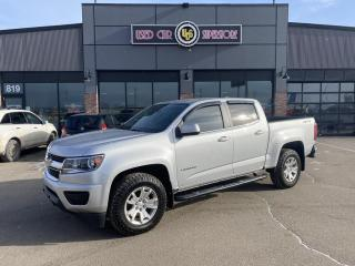 Used 2019 Chevrolet Colorado 4WD Crew Cab 128.3  LT for sale in Thunder Bay, ON