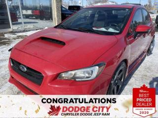 Used 2016 Subaru WRX for sale in Saskatoon, SK
